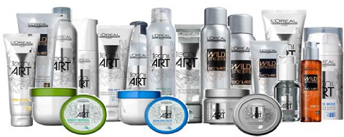 Techni art L'oreal
